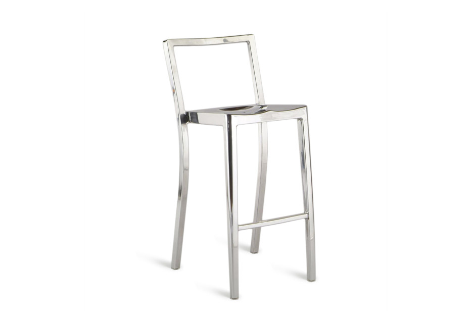 Icon Counter stool polished