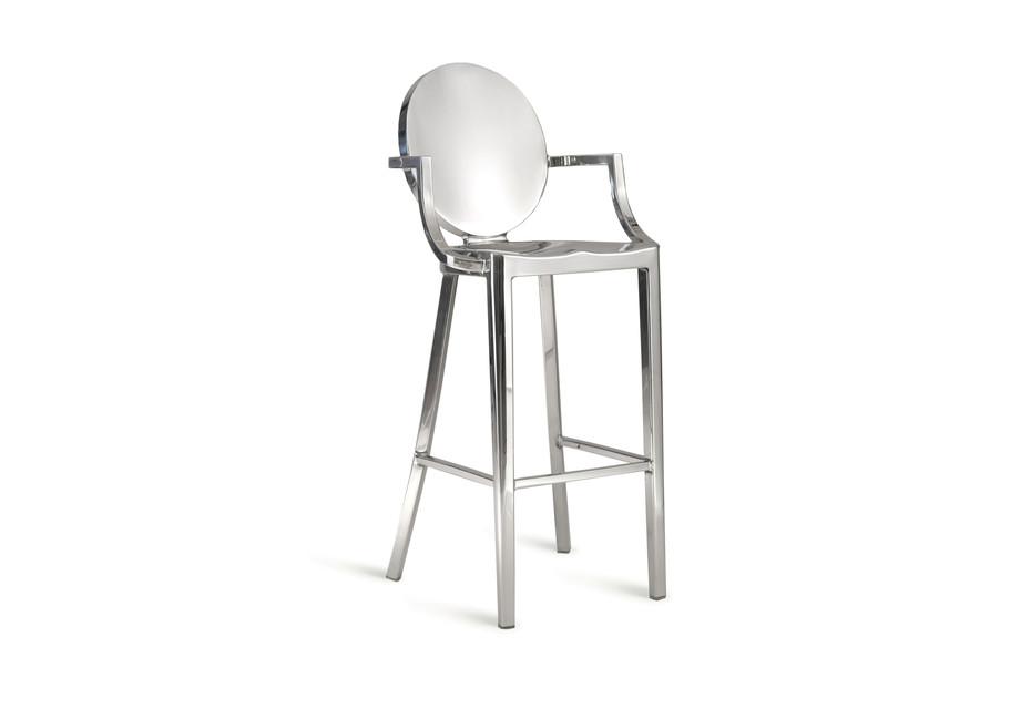 Kong Bar stool with armrests