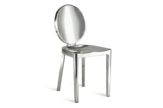 Kong Chair polished  by  Emeco