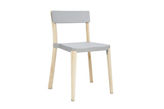 Lancaster Chair light nano coat light ash  by  Emeco
