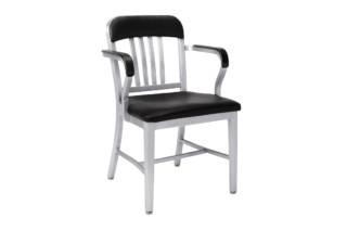 Navy® Sessel halb-gepolsterter  von  Emeco