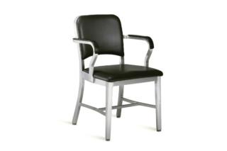 Navy® Sessel gepolstert  von  Emeco