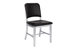 Navy® Chair 1002 upholstered  by  Emeco