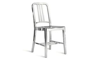 Navy® Chair polished  by  Emeco