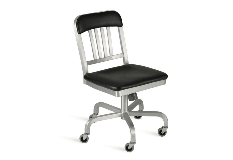 Navy® Swivel chair semi-upholstered