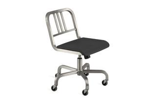 Nine-0™ 3 Swivel chair  by  Emeco