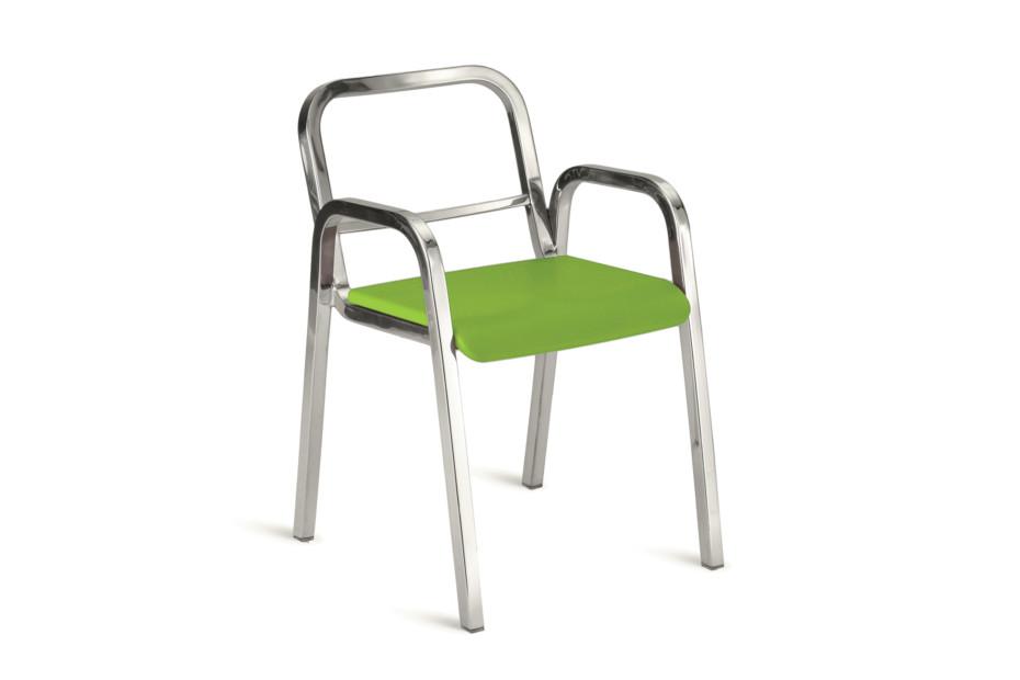 Nine-0™ OA Stuhl mit Armlehnen