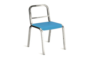 Nine-0™ stacking chair polished  by  Emeco