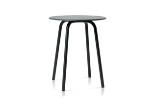 Parrish table 24  by  Emeco
