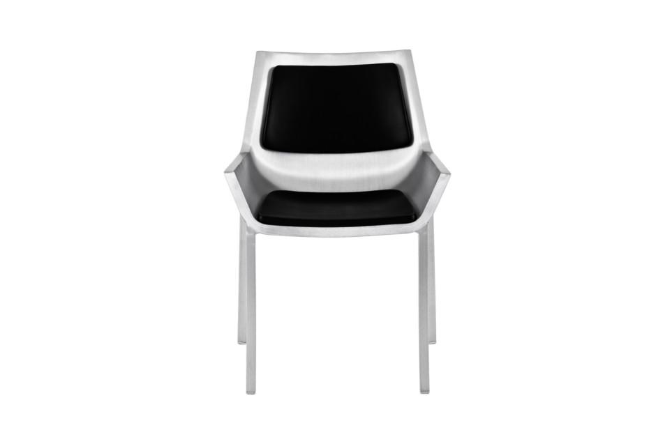 Sezz Stuhl mit Sitz- und Rückenpolster