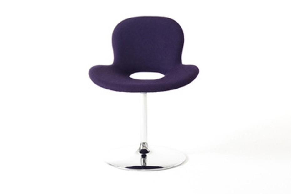 Yas swivelling armchair
