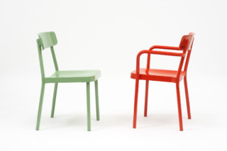 Grace chair  by  Emu