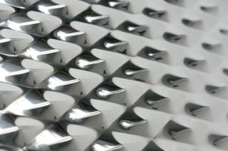 Dessin 35 Z both-sided embossed  by  Erbslöh Aluminium
