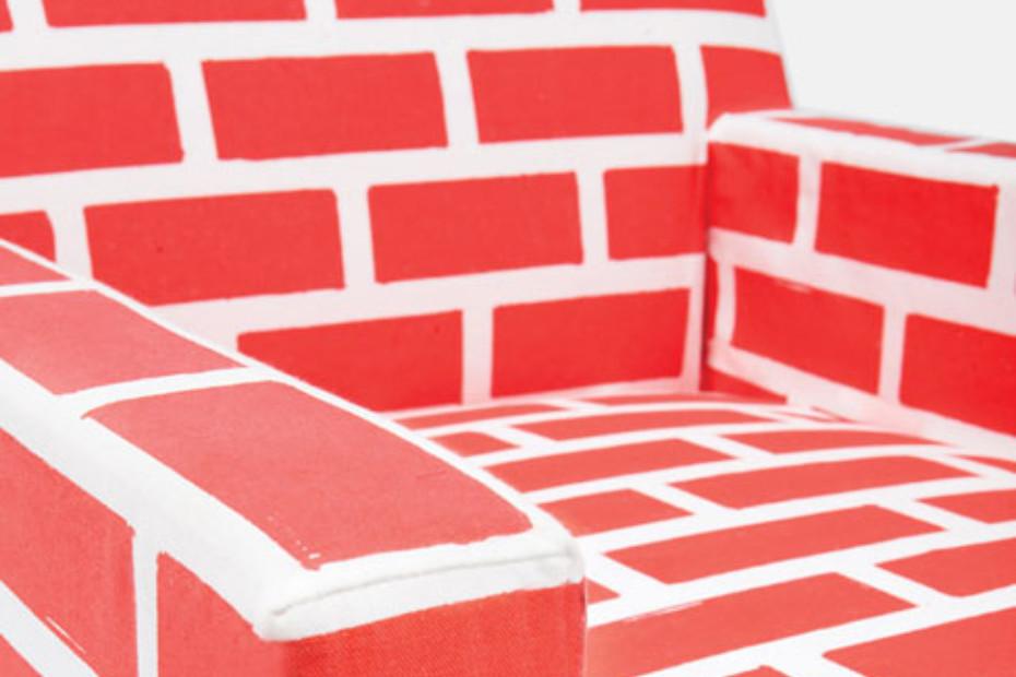 Bricks & Mortar Easy chair