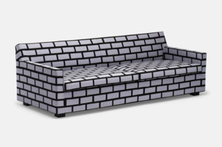 Bricks & Mortar Sofa  von  Established & Sons