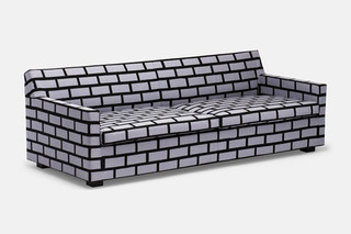 Bricks & Mortar Sofa  von  Established & Sons