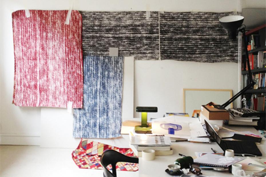 Folio textil