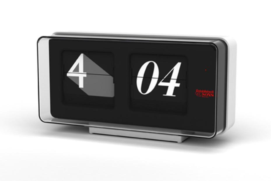 Font Clock G100
