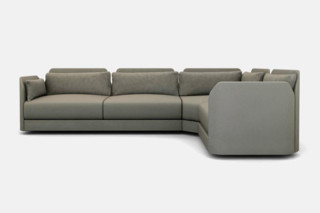 Panoramic Corner sofa  von  Established & Sons