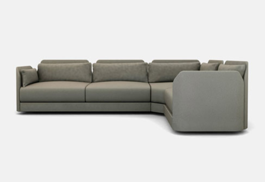 Panoramic Corner sofa