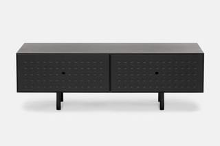 Punch Two drawer cabinet  by  Established & Sons