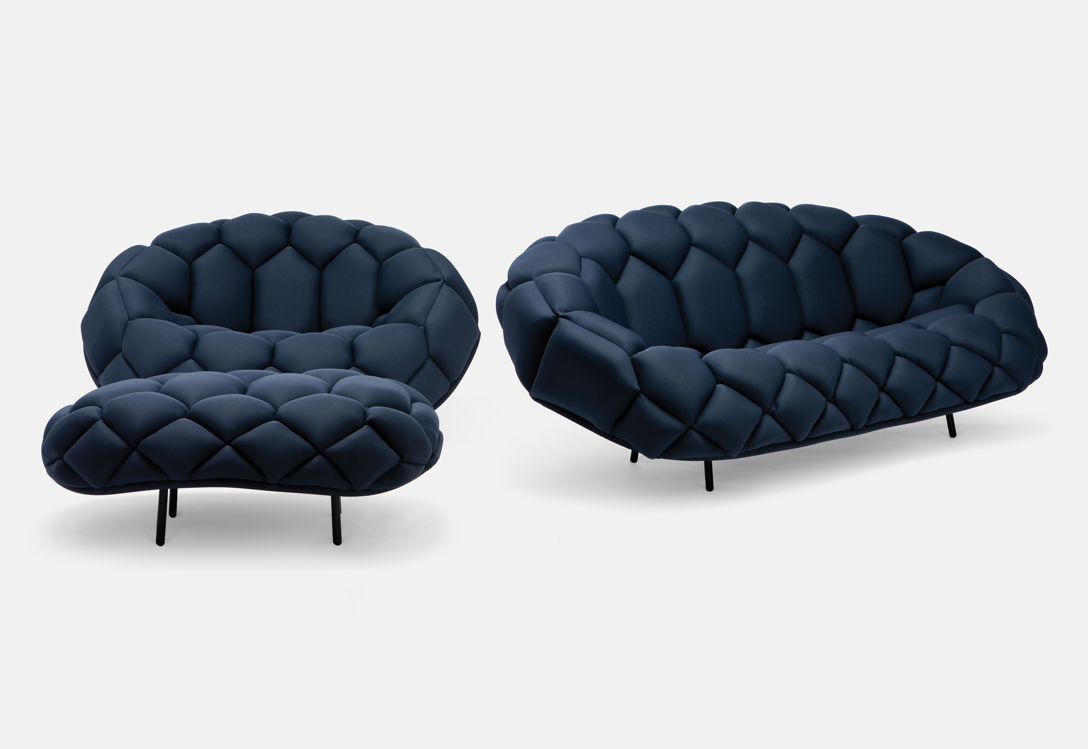 Quilt Sofa By Established Sons Stylepark
