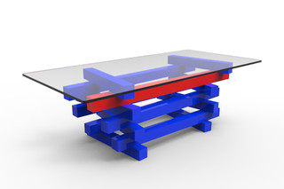 Shanghai table  by  Established & Sons