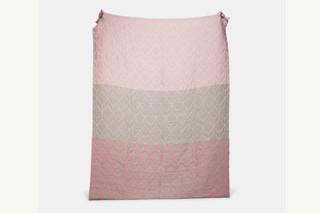 Soft Grid Quilt  by  Established & Sons