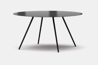Surface Table rund  von  Established & Sons