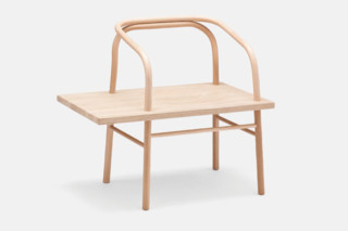 Table, Bench, Chair chair  by  Established & Sons