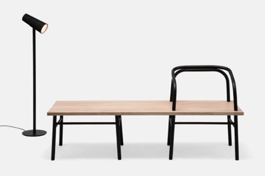Table, Bench, Chair