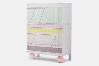 The Amsterdam Armoire  by  Established & Sons