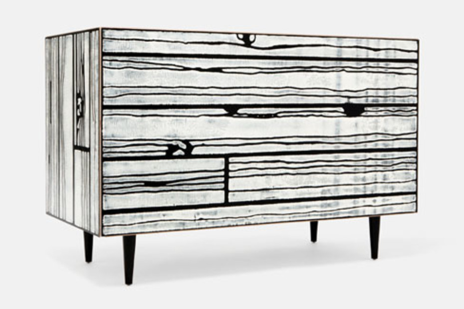 Wrongwoods Chest of Drawers