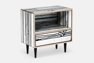 Wrongwoods Night Table  von  Established & Sons
