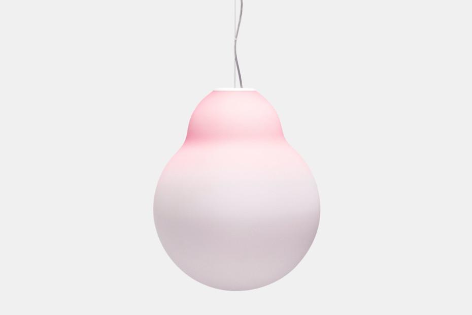 Yellow / Pink / White Light