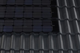 Solesia Heidelberg Photovoltaics-system  by  Eternit Germany