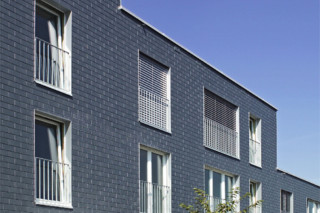 Facade slate  by  Eternit Switzerland