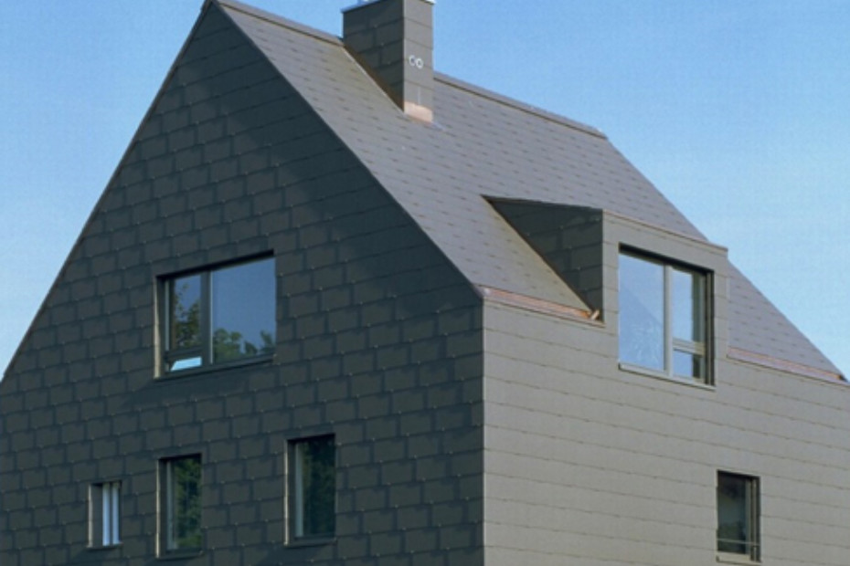 Facade Slate By Eternit Switzerland Stylepark