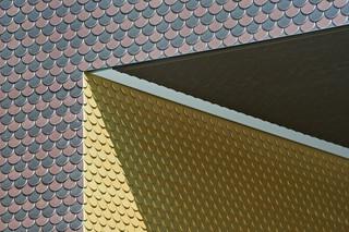 Kleinformatige Faserzementplatten  von  Eternit Schweiz