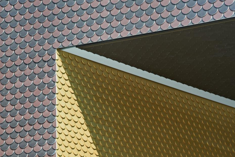 Fiber-cement panels small format