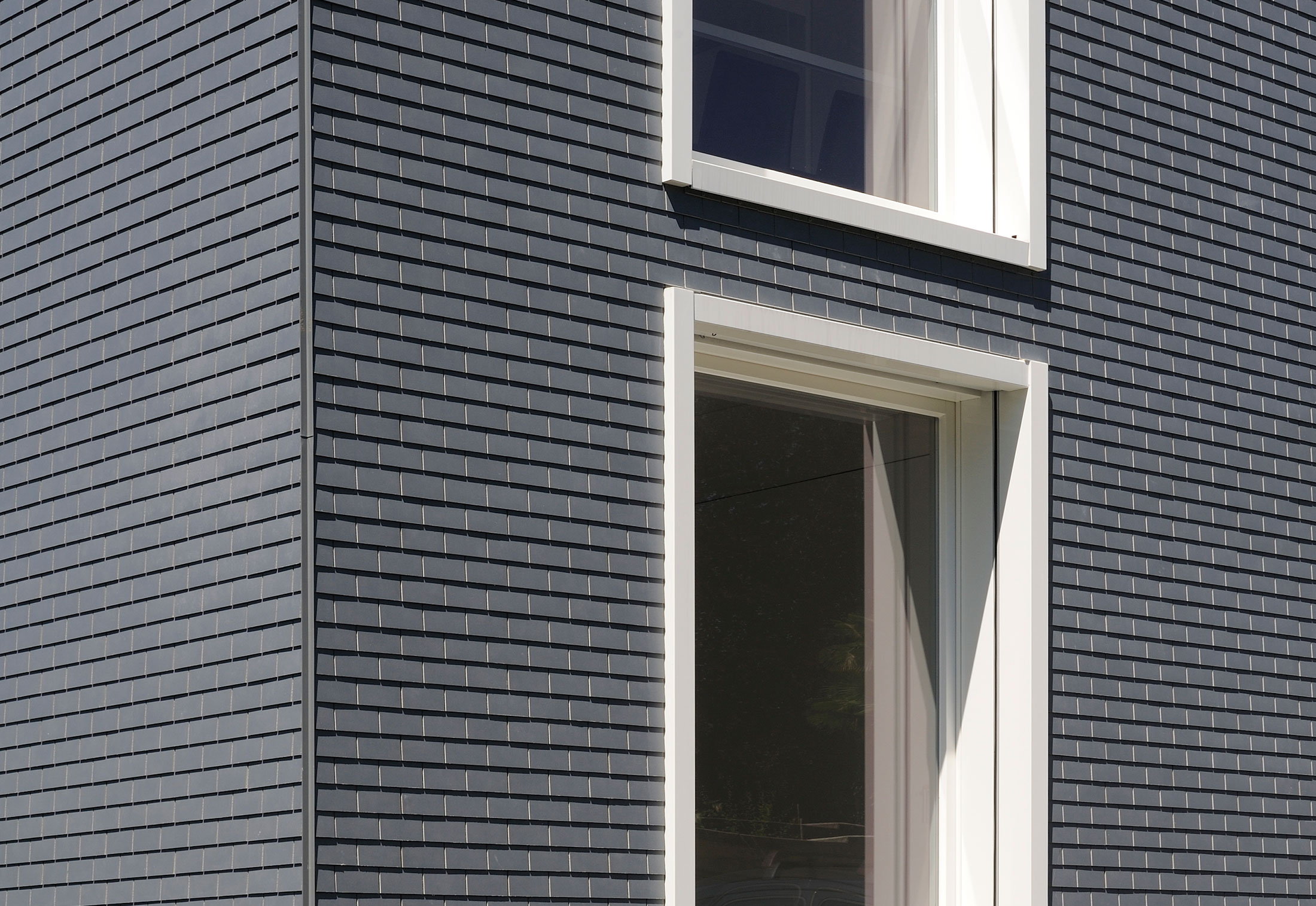 Fiber Cement Panels Small Format By Eternit Switzerland