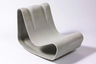 Guhl chair  by  Eternit Switzerland