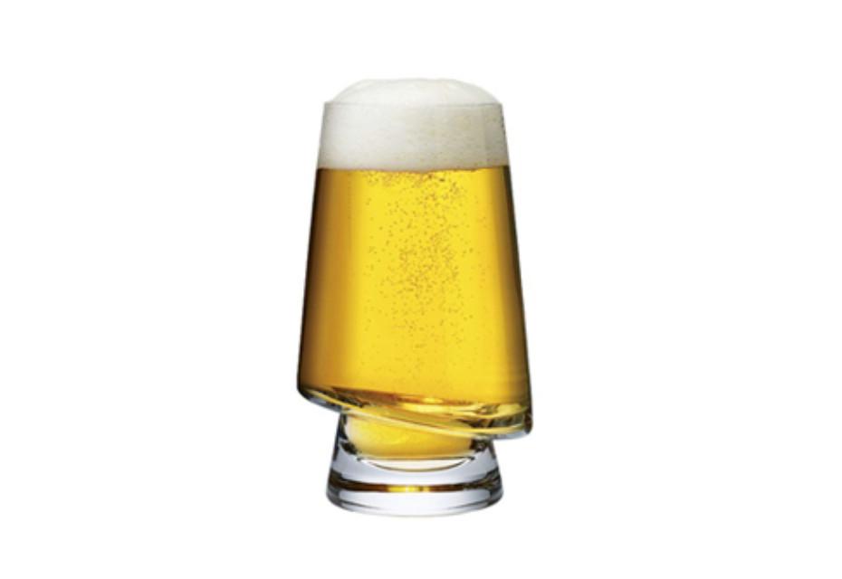 Eva Trio lager beer glas