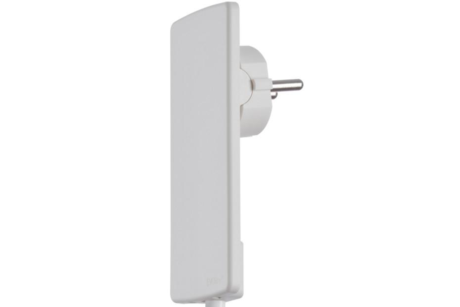 Plug grounding-type plug
