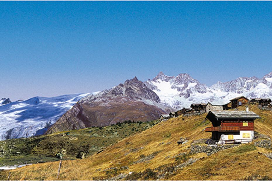 Alpen Border