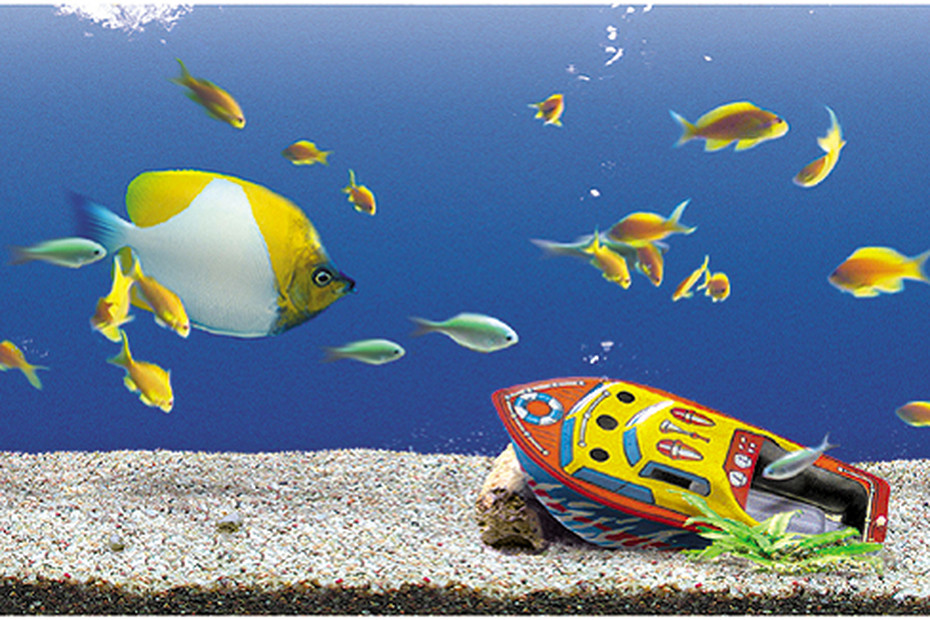 Aquarium Borte