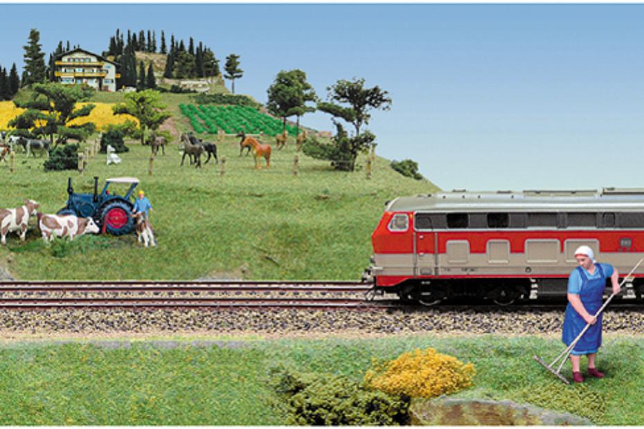 Eisenbahn Border
