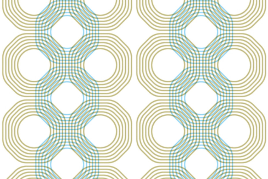 Lui Patterned wallpaper