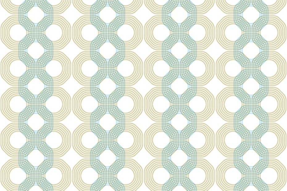 Luise Patterned wallpaper