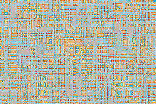 Robo Patterned wallpaper  by  Extratapete